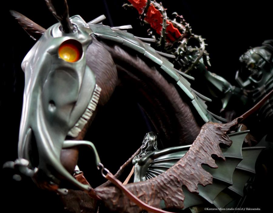 ベルセルク フィギュア 髑髏の騎士